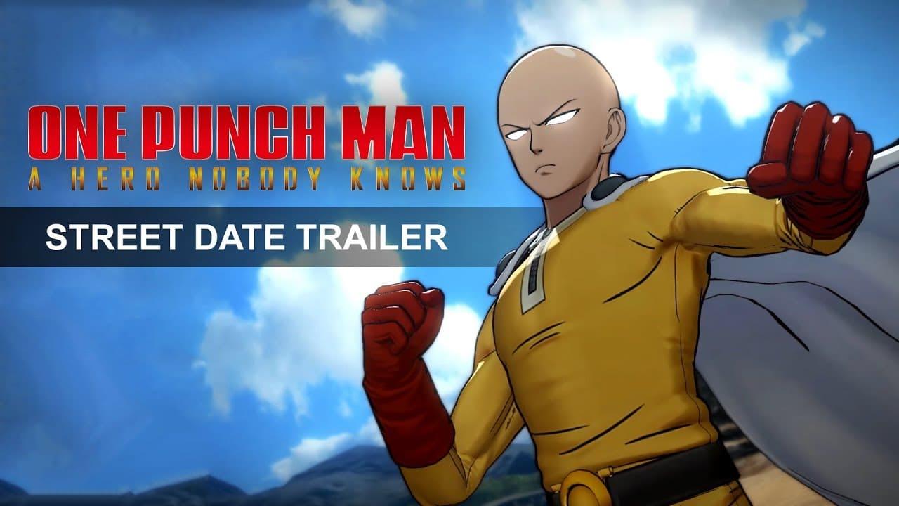 One Punch Man: A Hero Nobody Knows chega em 28 de fevereiro
