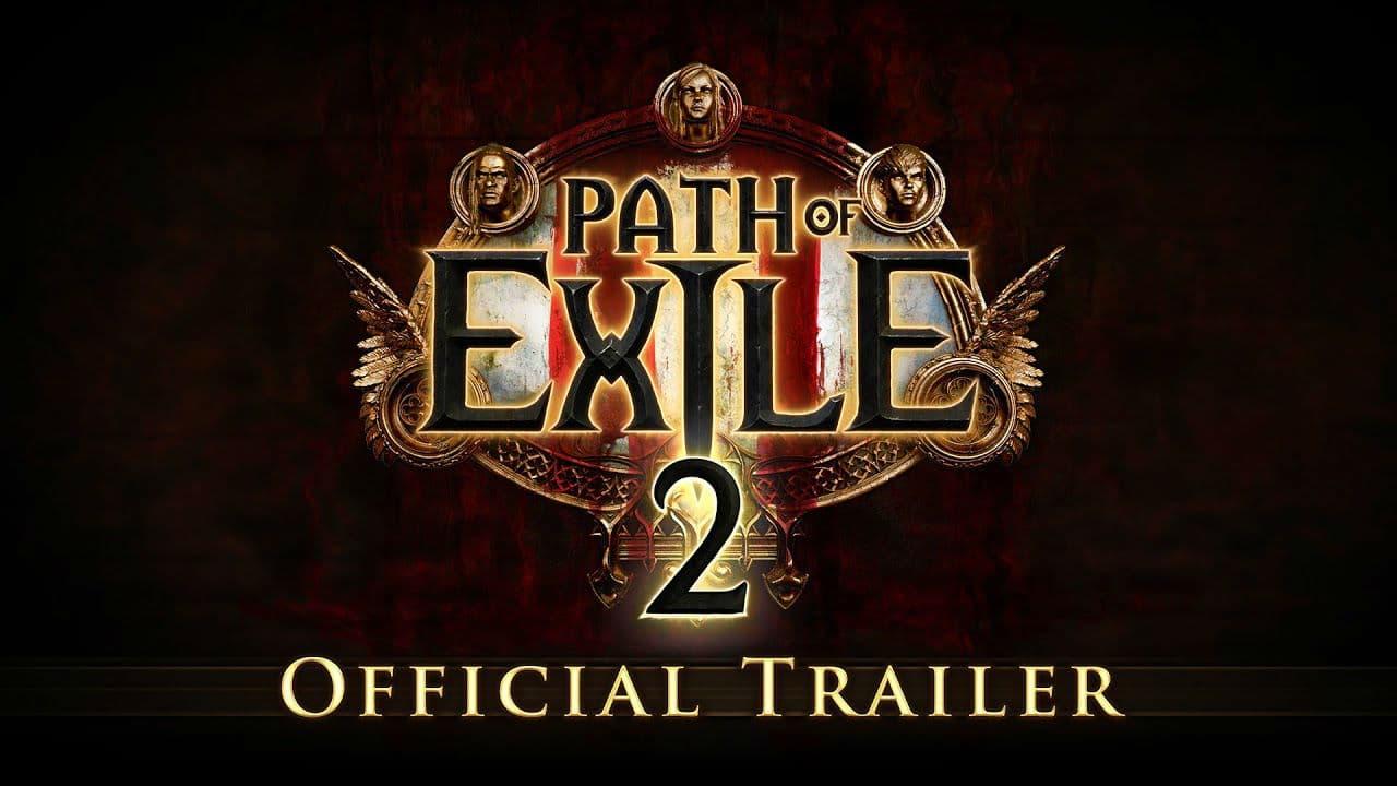 Path of Exile 2 é anunciado com trailers de jogabilidade