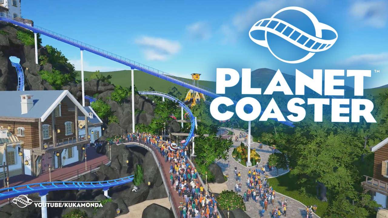 Tá na Disney? Planet Coaster é anunciado para PS4