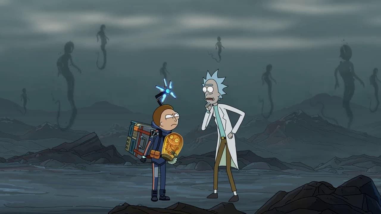 Rick & Morty fazem