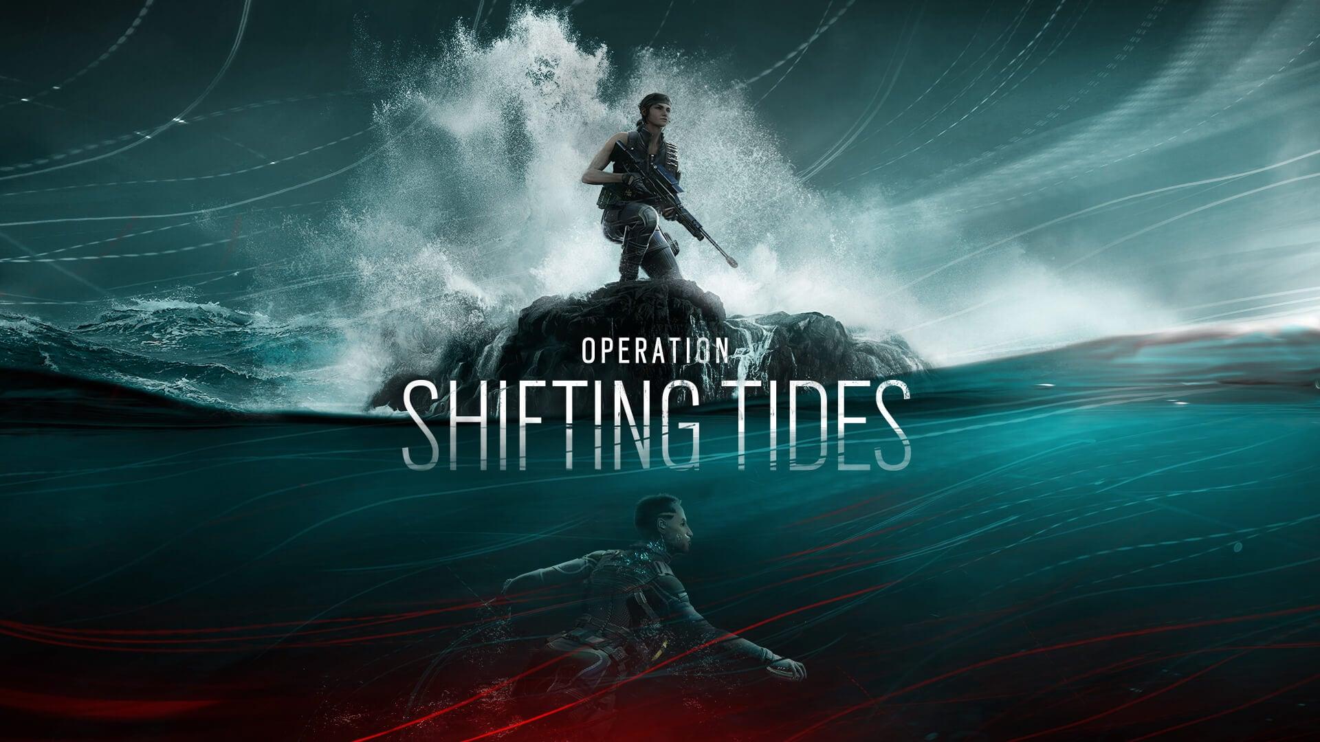 Rainbow Six Siege: detalhes da nova operação Shifting Tides