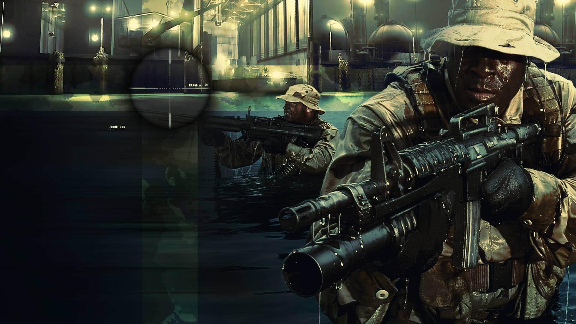 Guerrilla Games pode estar trabalhando em reboot de SOCOM