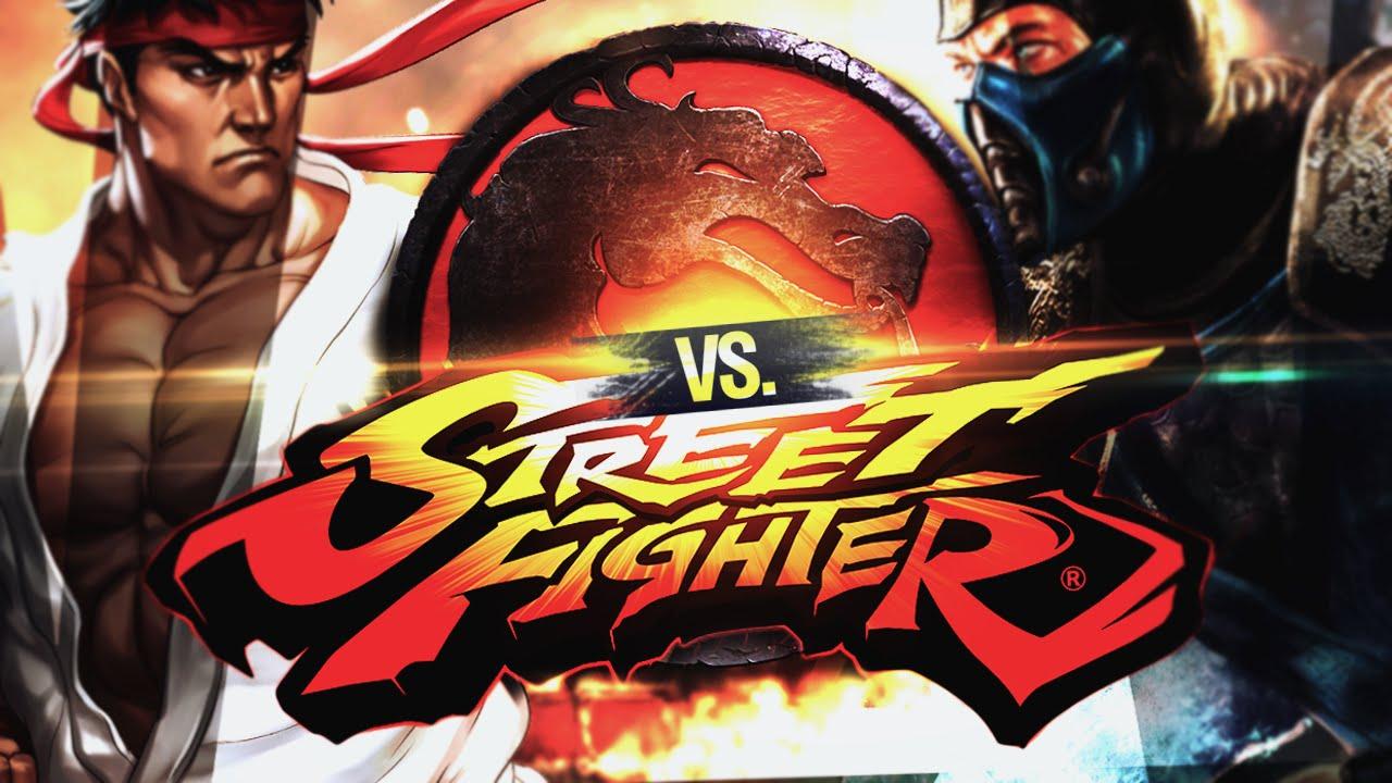Capcom rejeitou crossover entre Street Fighter e Mortal Kombat