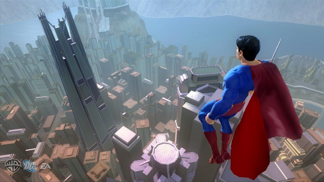 Warner Bros. tenta criar um jogo do Super-Homem desde 2013