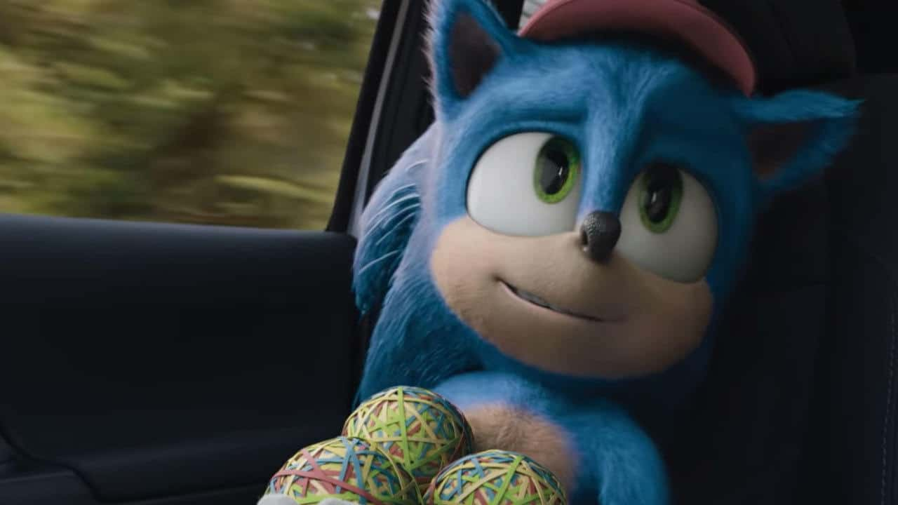 Novo design de Sonic custou US$ 35 milhões aos cofres da Paramount Pictures