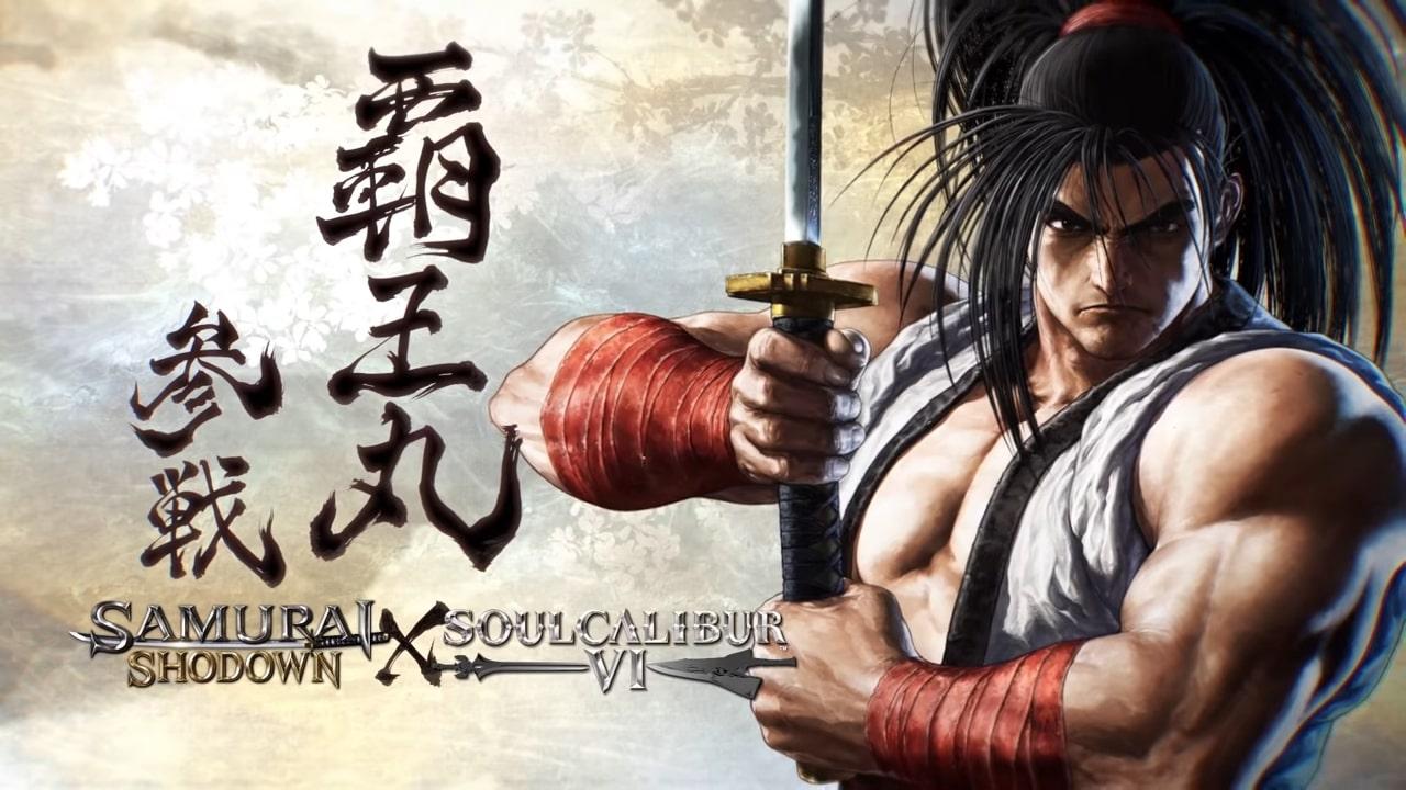 Soul Calibur VI: Haohmaru é revelado para a nova temporada