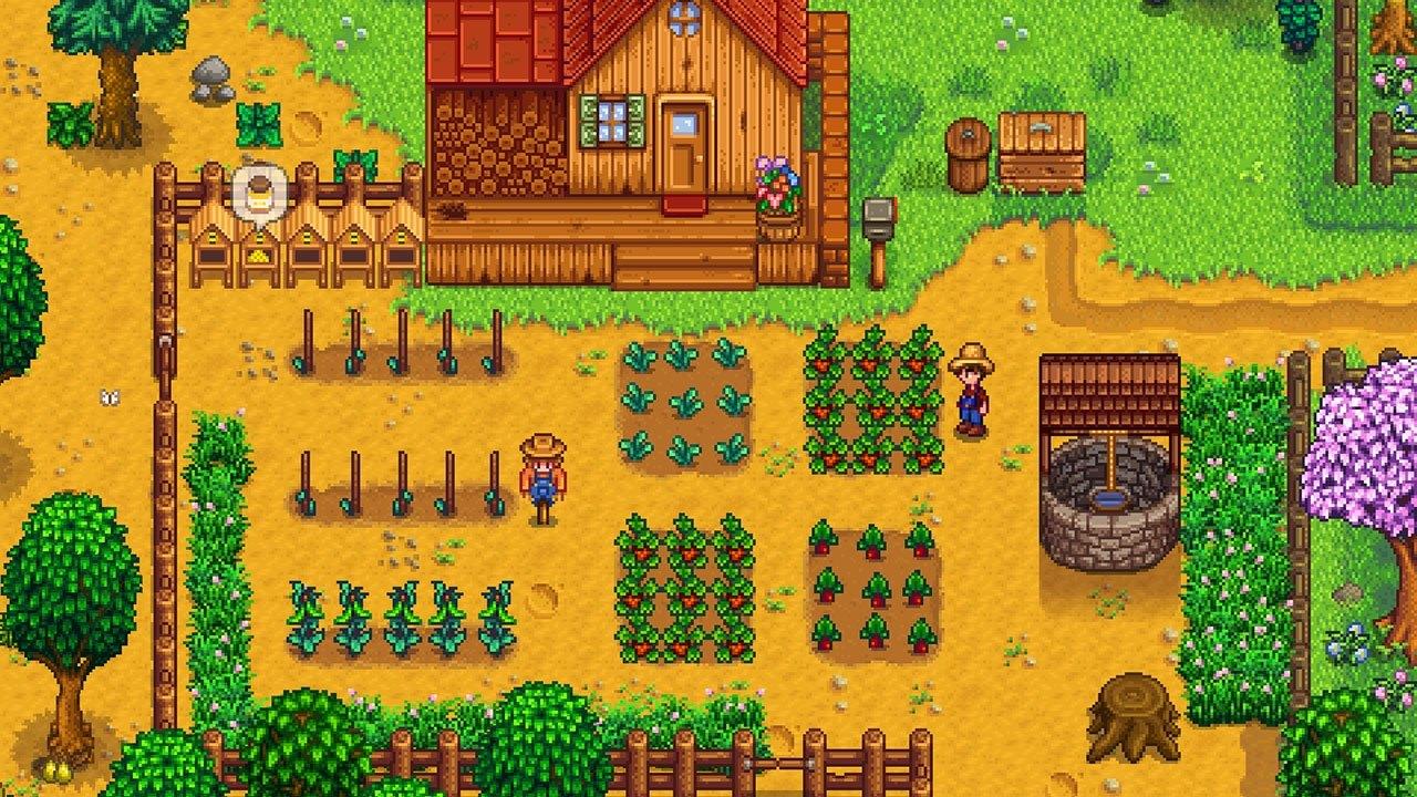 A fazenda está maior que nunca! Stardew Valley vai ganhar grande update