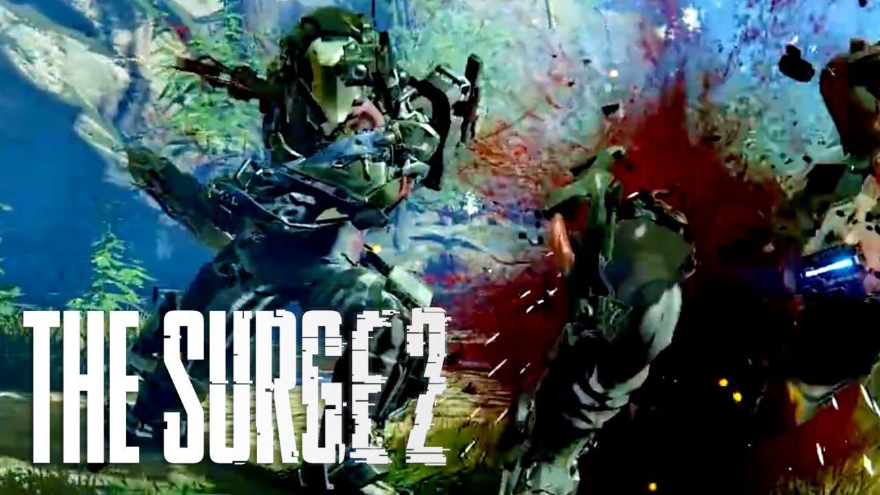 The Surge 2 recebe novo pacote com 13 armas diferentes