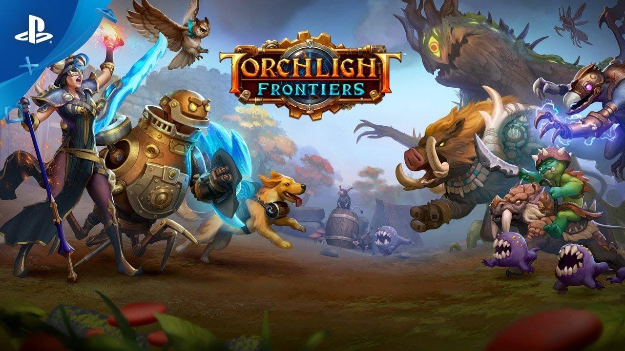 Torchlight Frontiers é adiado; Jogo não tem mais previsão de estreia
