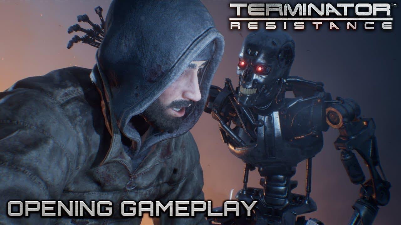 Terminator Resistance: novos trailers destacam tiroteios e furtividade