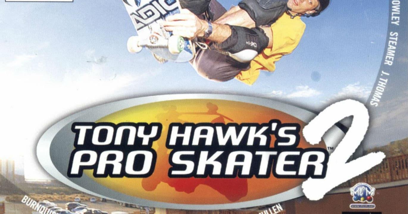 Activision trabalha em remakes de Tony Hawks Pro Skater 1 e 2 [rumor]