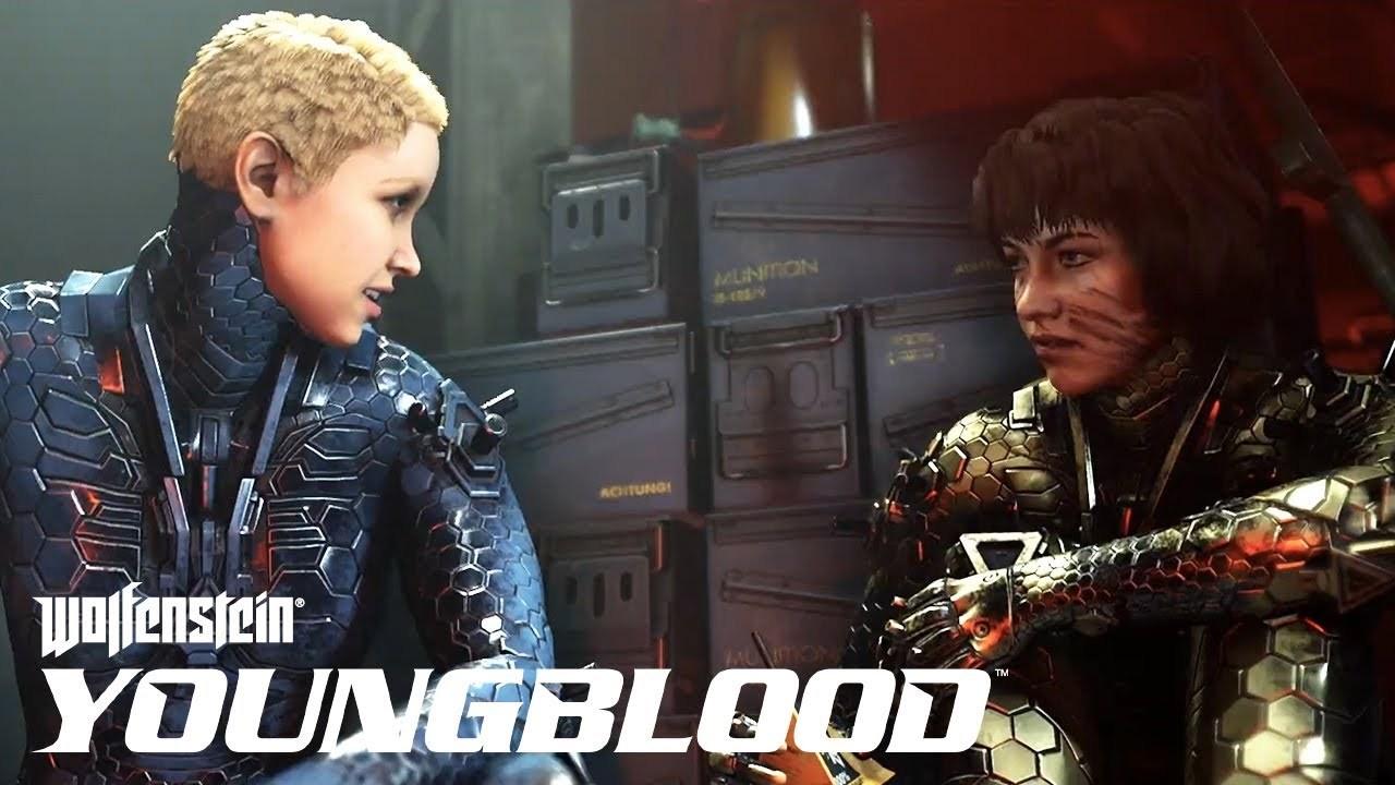 Update gratuito de Wolfenstein: Youngblood adiciona novas missões e áreas