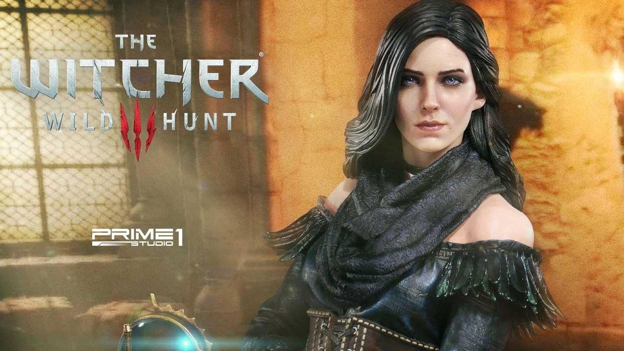 The Witcher: Prime 1 Studio anuncia estatueta de Yennefer