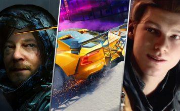 PlayStation 4 - lançamentos de novembro