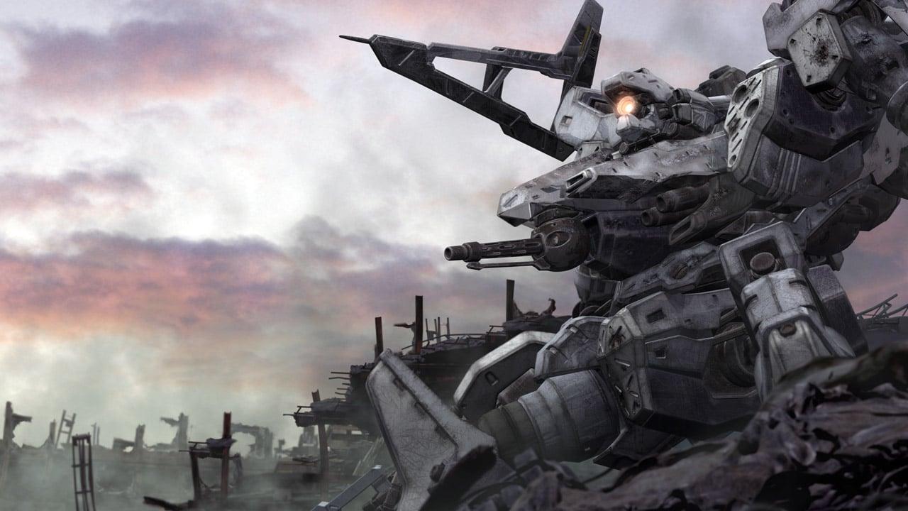 FromSoftware não está sugerindo novo jogo de Armored Core
