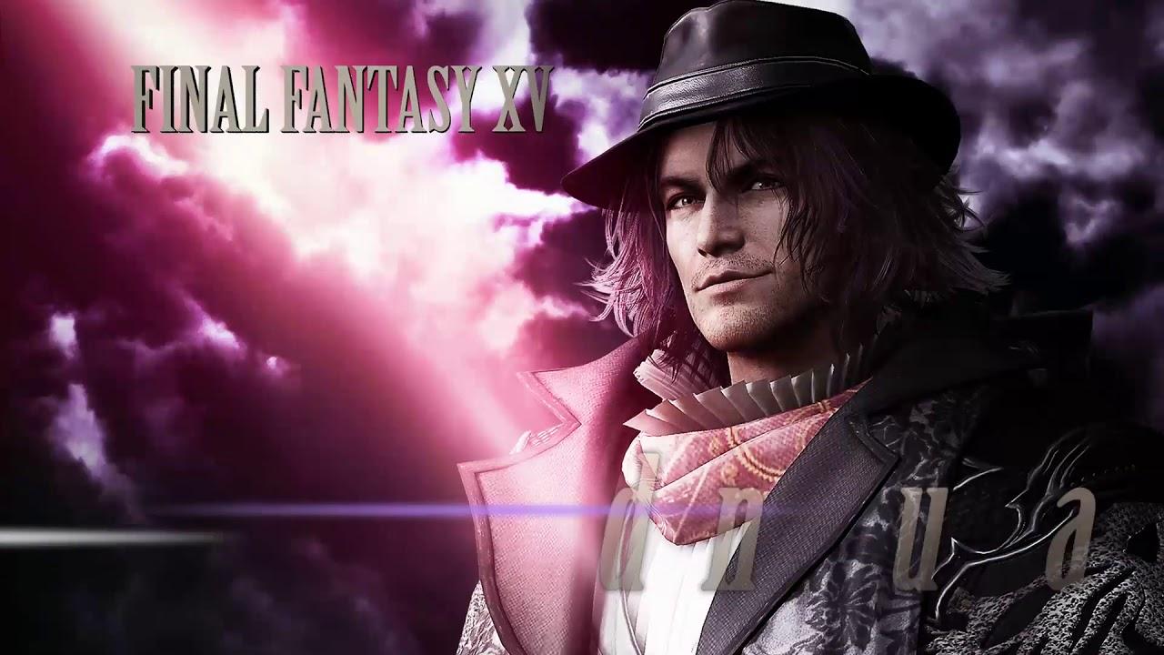 Ardyn Izunia, de Final Fantasy XV, vai chegar a Dissidia Final Fantasy NT