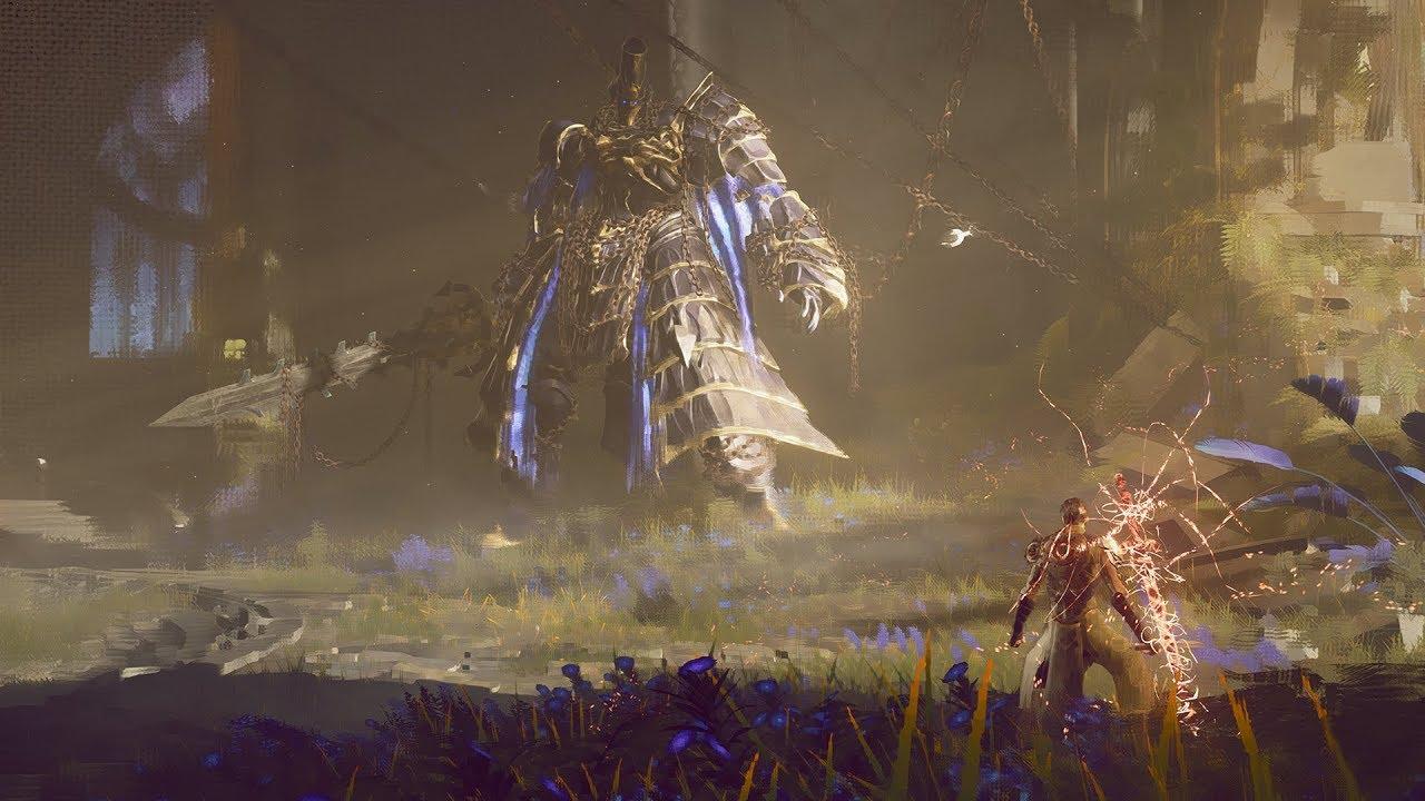 Babylon's Fall ganha primeiro trailer com jogabilidade frenética