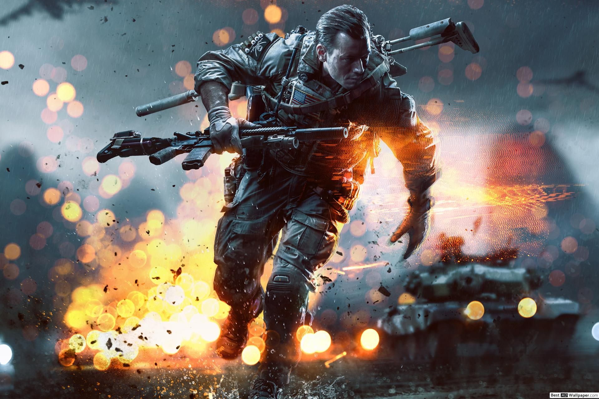 Próximo Battlefield pode ter elementos futuristas [rumor]