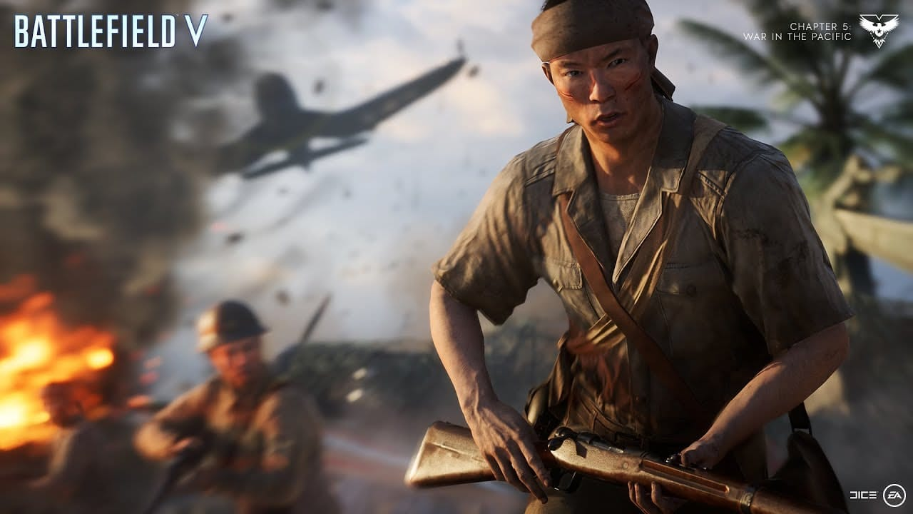 Battlefield V: icônico mapa, Ilha Wake, chega na quinta-feira (12)
