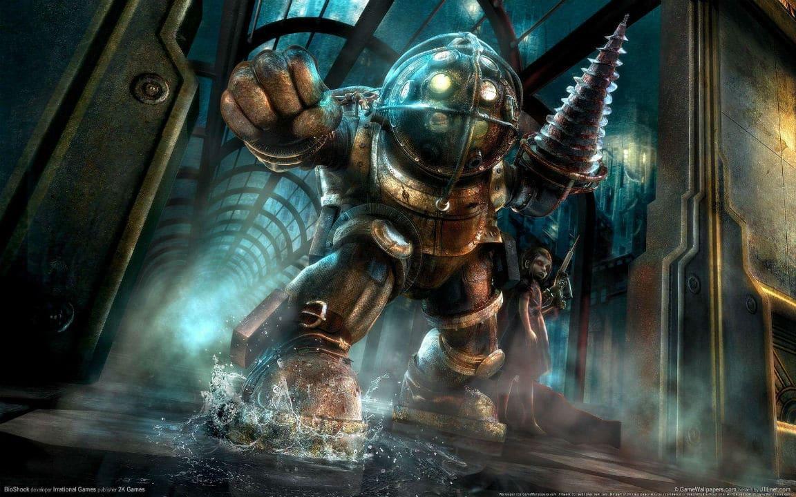 2K confirma: novo BioShock está em desenvolvimento!