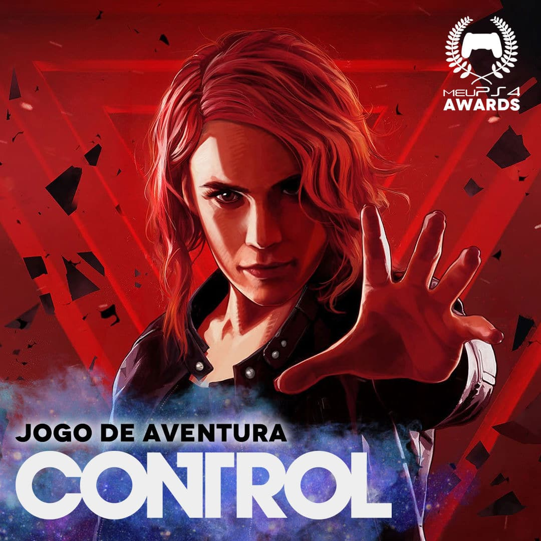 CONTROL - JOGO de AVENTURA