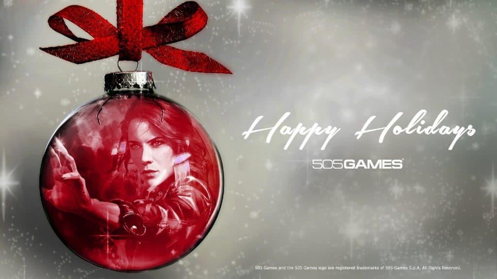 PlayStation libera cartões de natal de diversos games 11