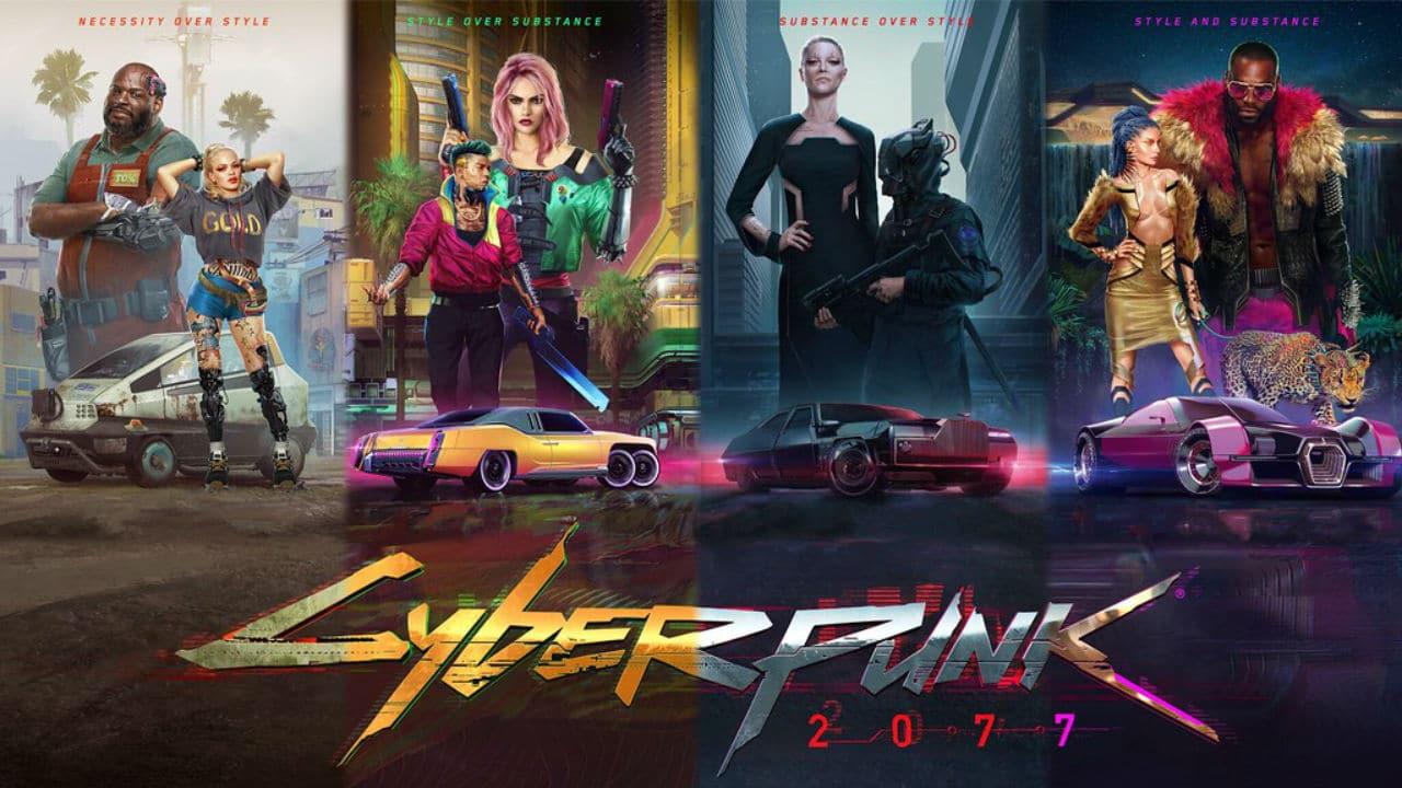 Cyberpunk 2077 tem