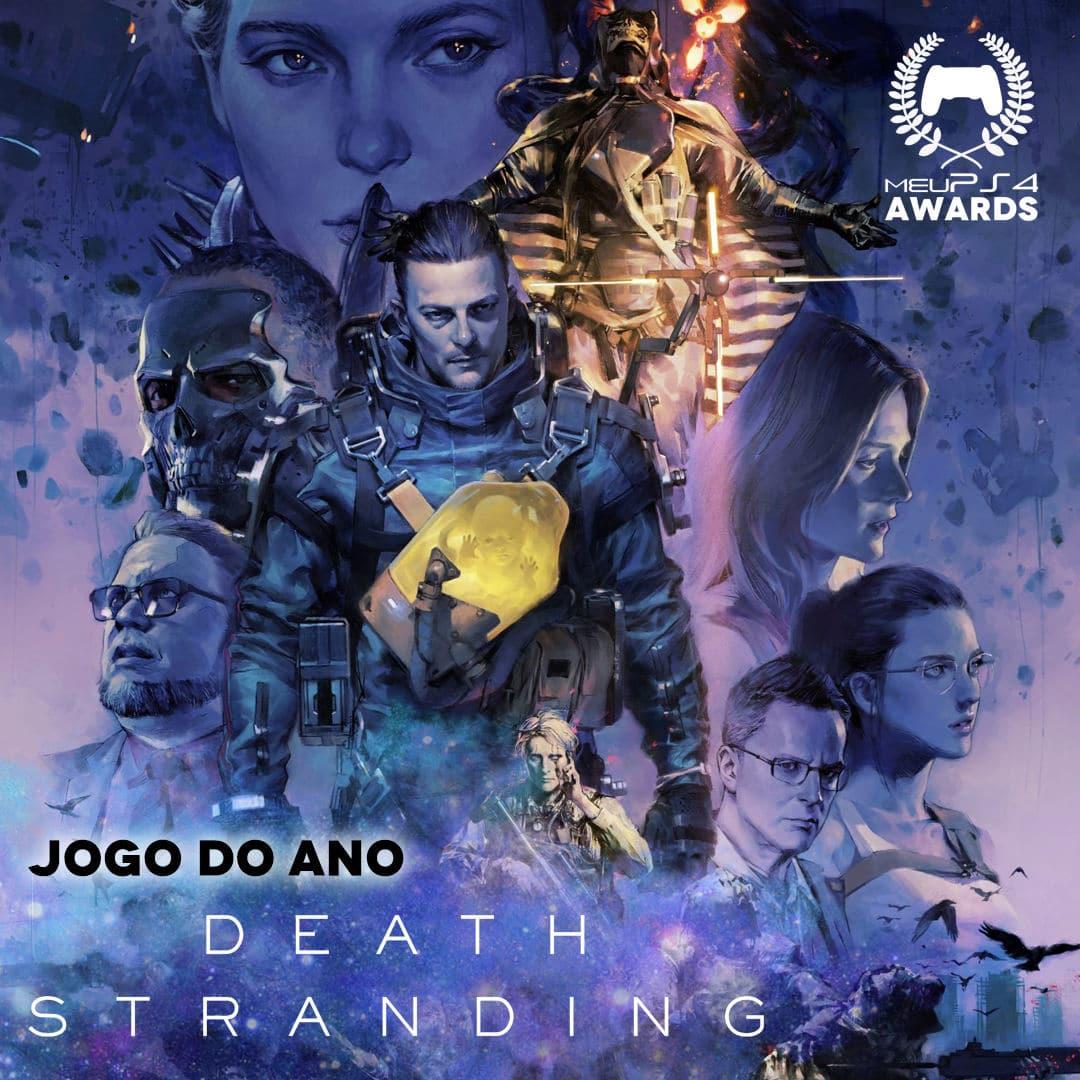 DEATH STRANDING - GOTY 2019