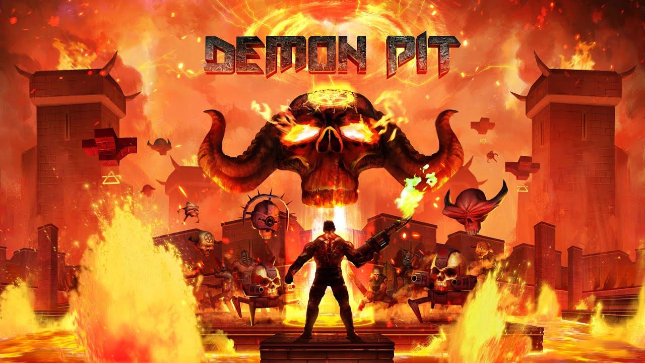 Inspirado em DOOM, Demon Pit chega em dezembro para PS4