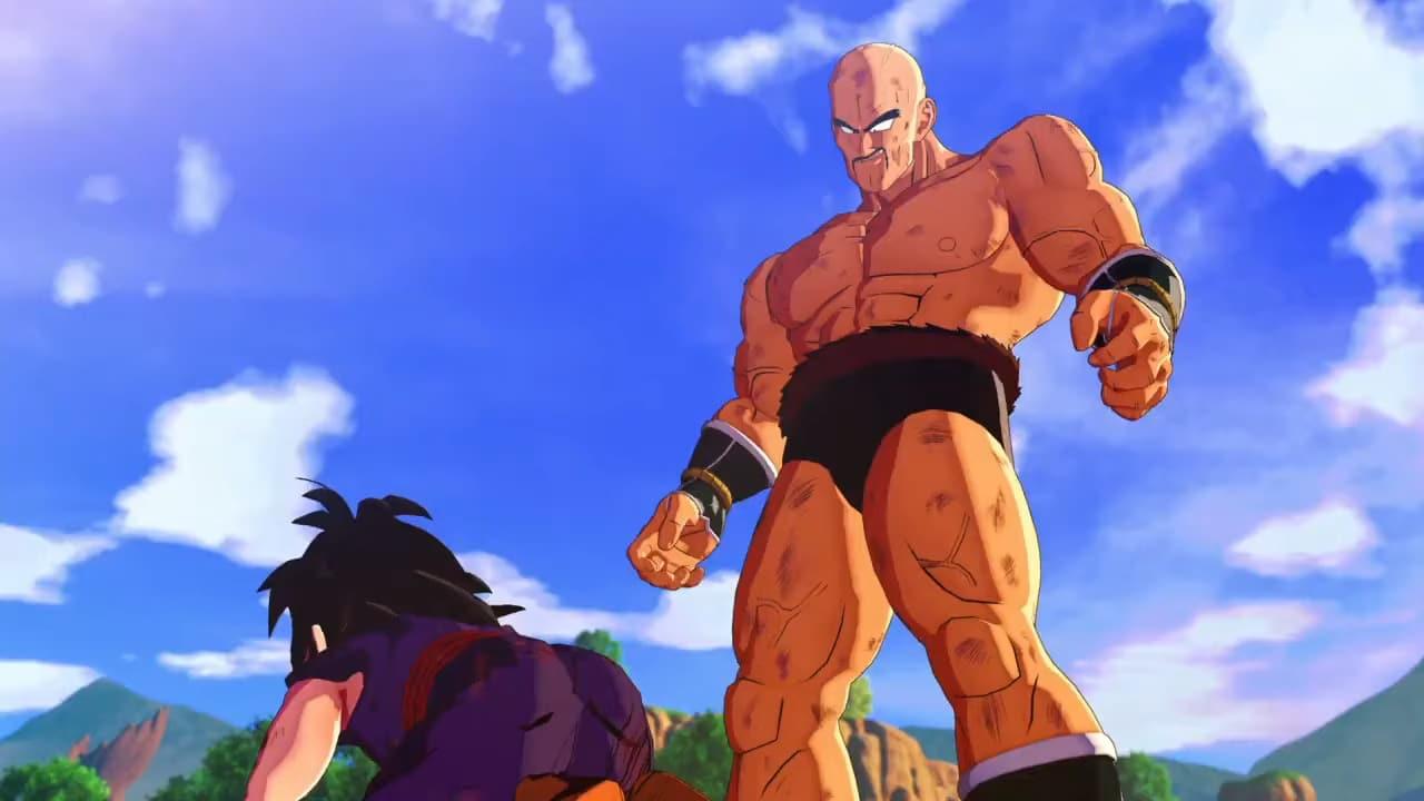 Goku salva Gohan em novo teaser de Dragon Ball Z: Kakarot