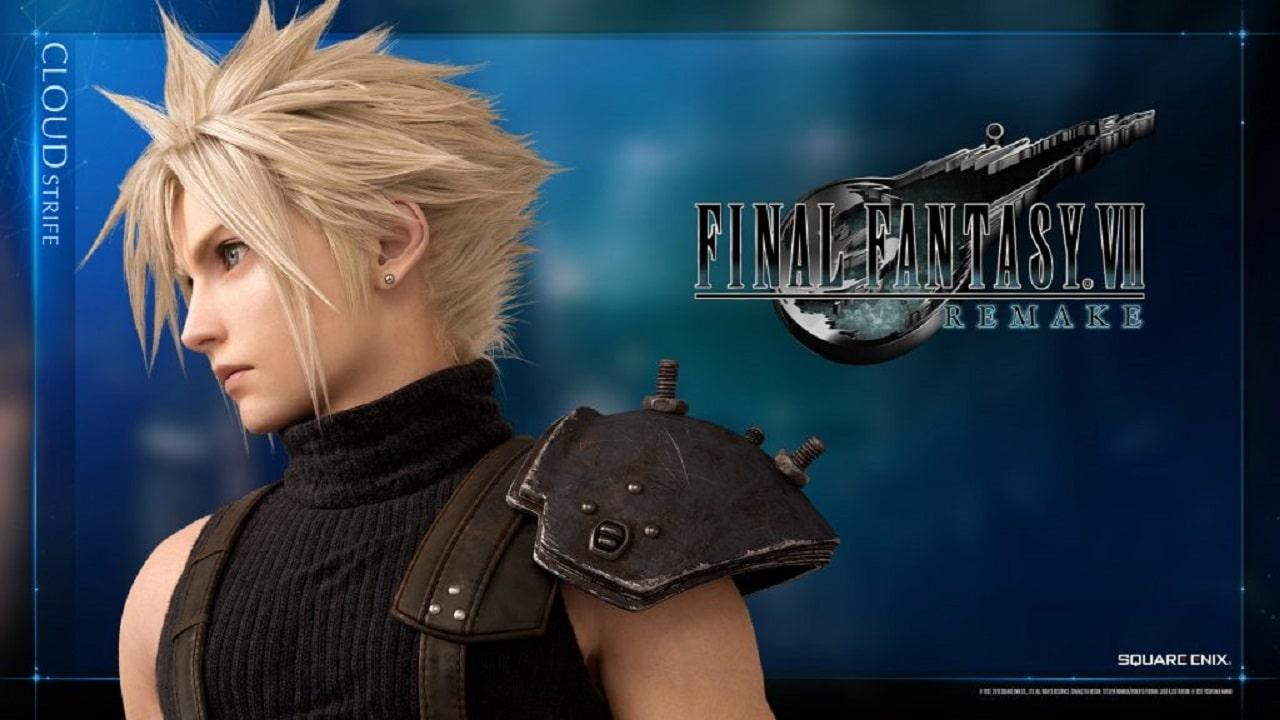 Final Fantasy VII Remake: Square disponibiliza lindo wallpaper