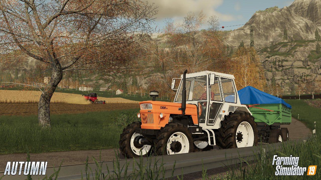 Atenção, fazendeiros! Farming Simulator 19 ganhará mudanças climáticas