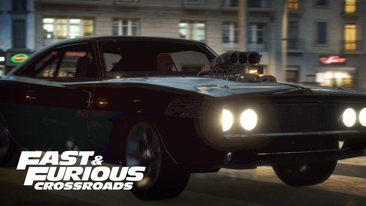 Fast & Furious Crossroads é anunciado para PlayStation 4