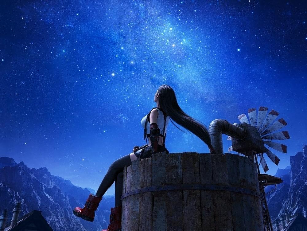 Square Enix libera novas screenshots de Final Fantasy VII Remake