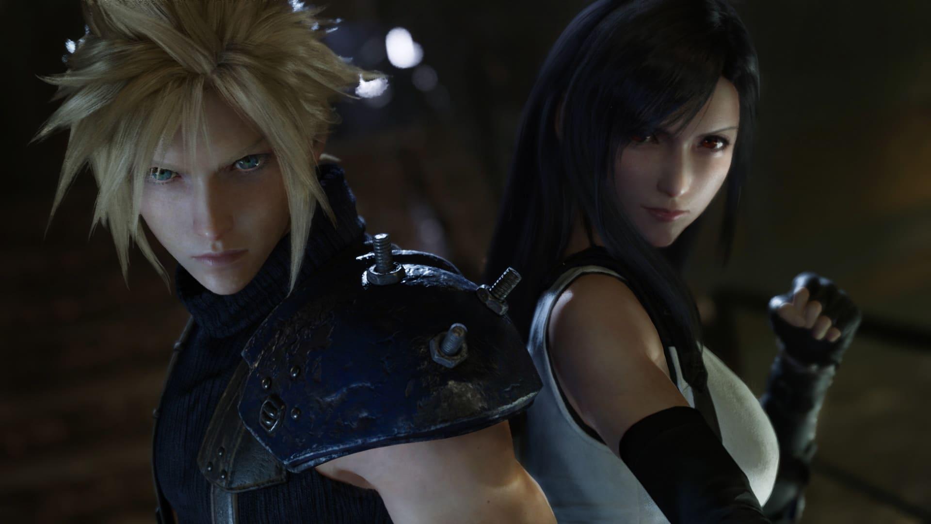 Cloud é estrela de novo trailer de Final Fantasy VII Remake