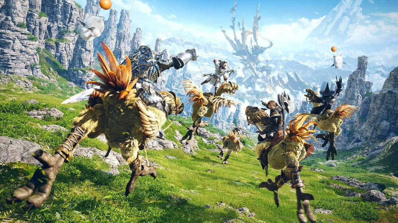 Final Fantasy XIV chega a incríveis 18 milhões de jogadores