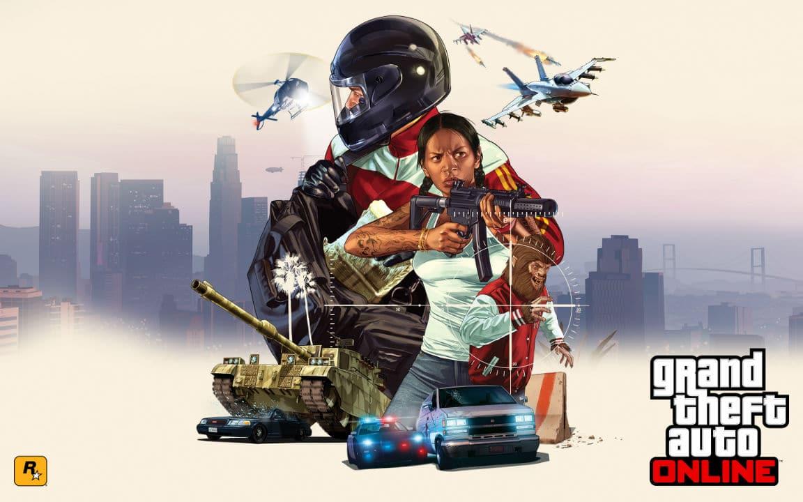 Com muito rap: iFruit é a nova estação de rádio em GTA Online