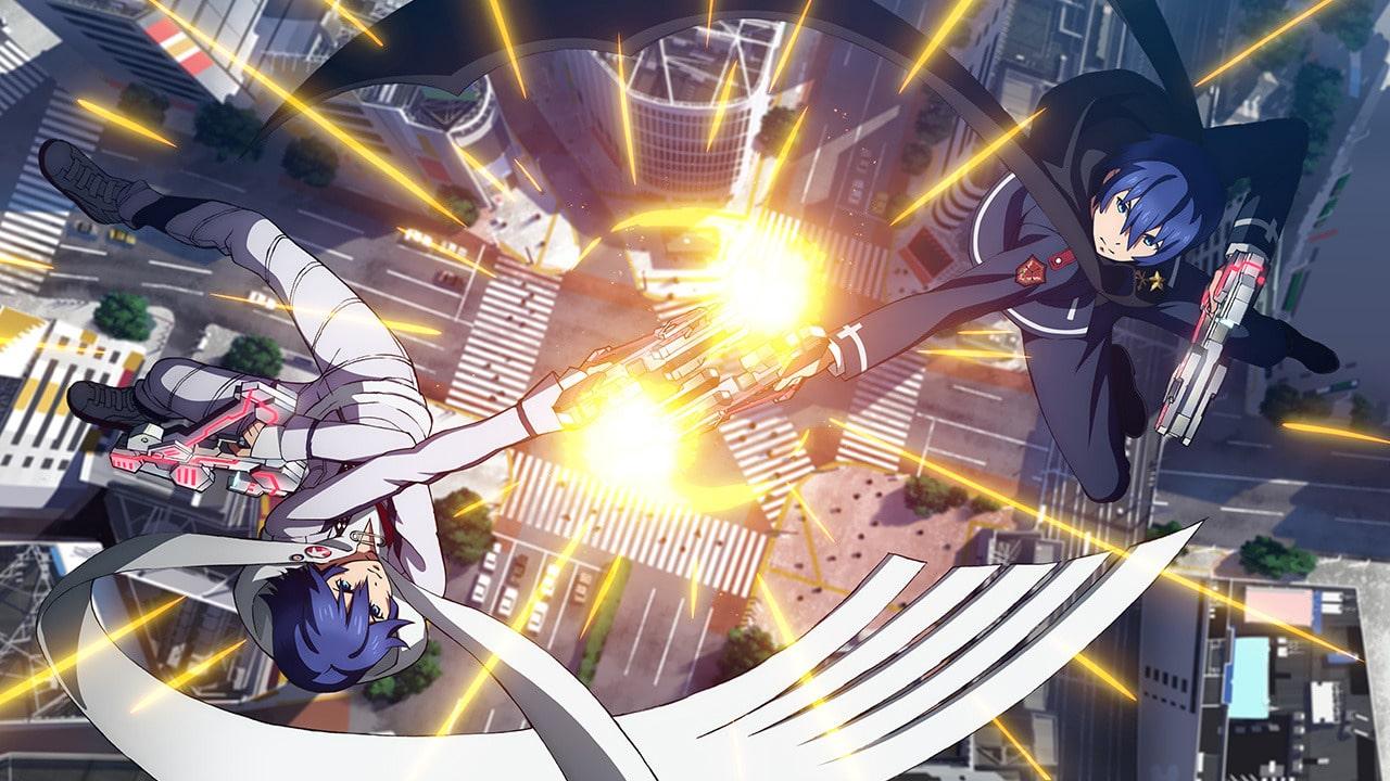 Gunslinger Stratos, jogo da Square Enix, chegará aos consoles