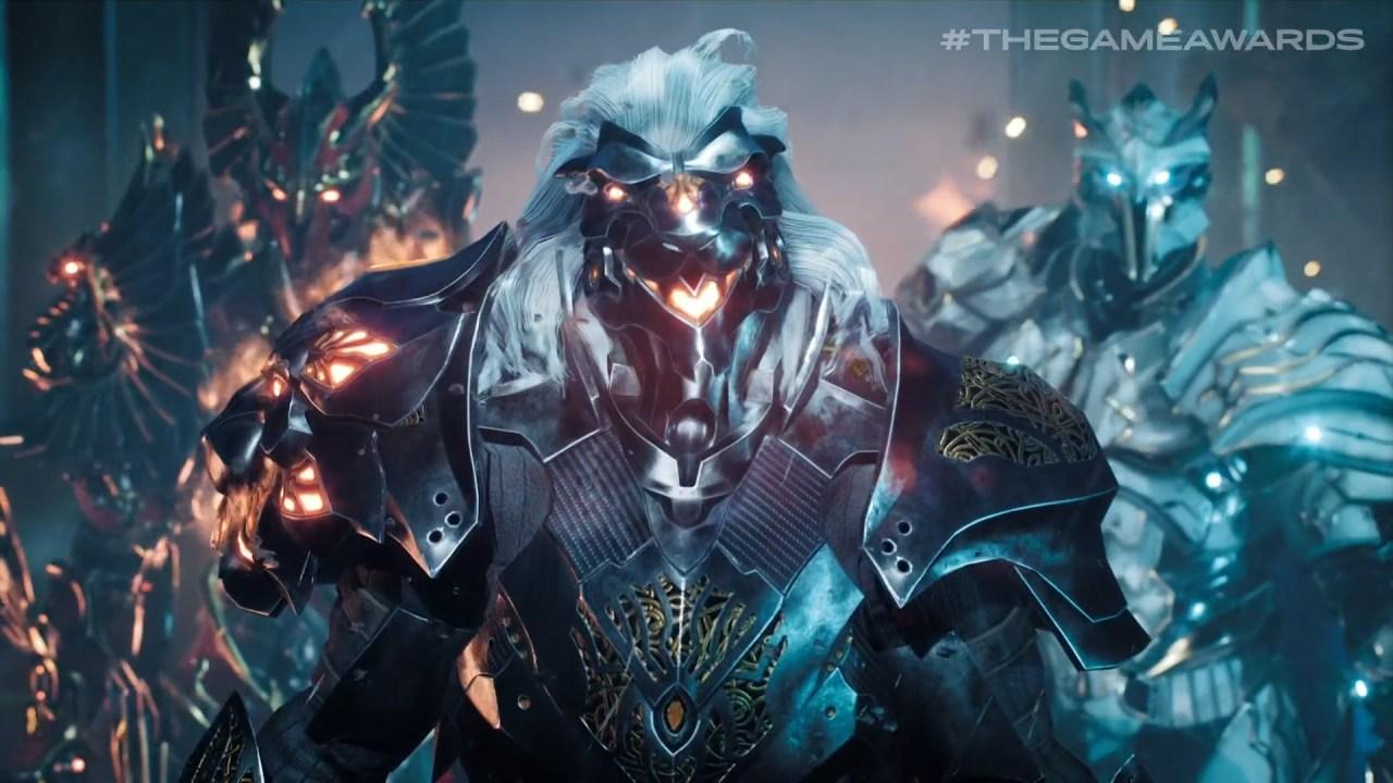 GodFall: novas imagens destacam personagens principais