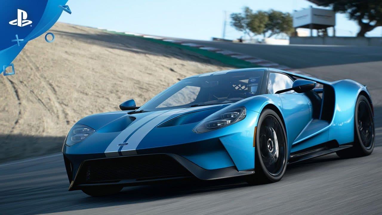 Gran Turismo Sport recebe pista de Laguna Seca e carros