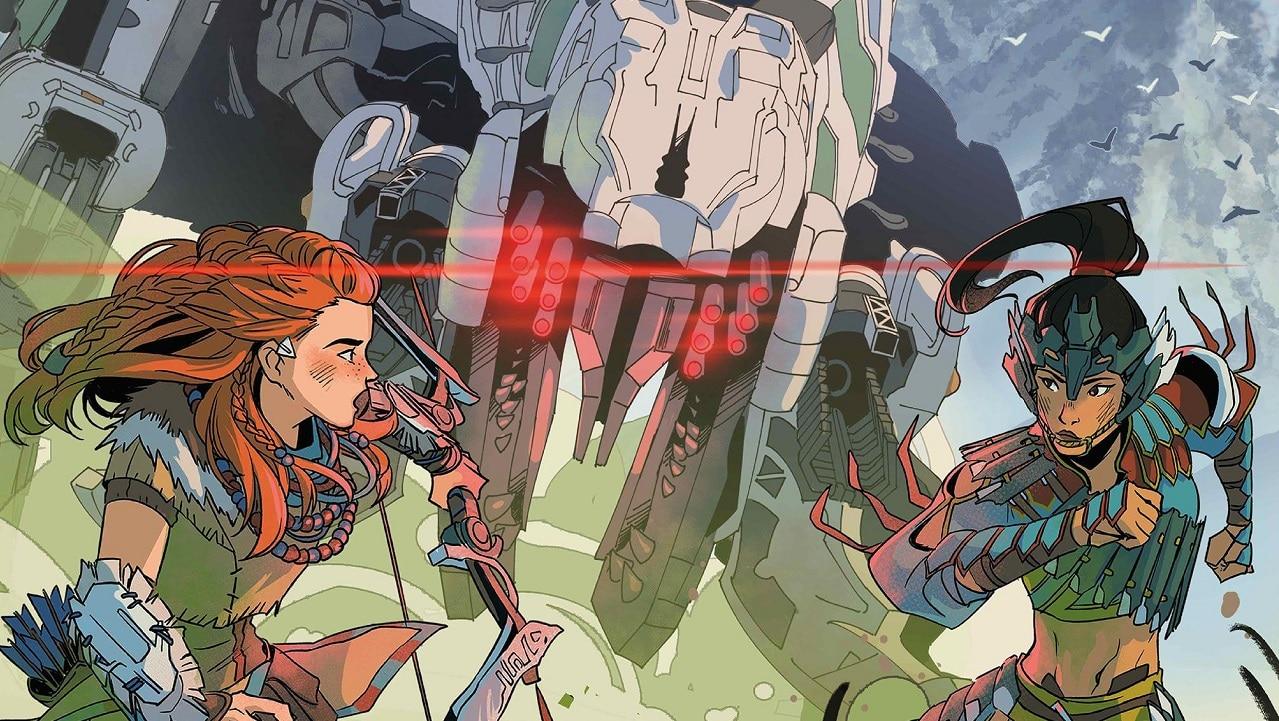 Horizon Zero Dawn ganhará sequência nos quadrinhos