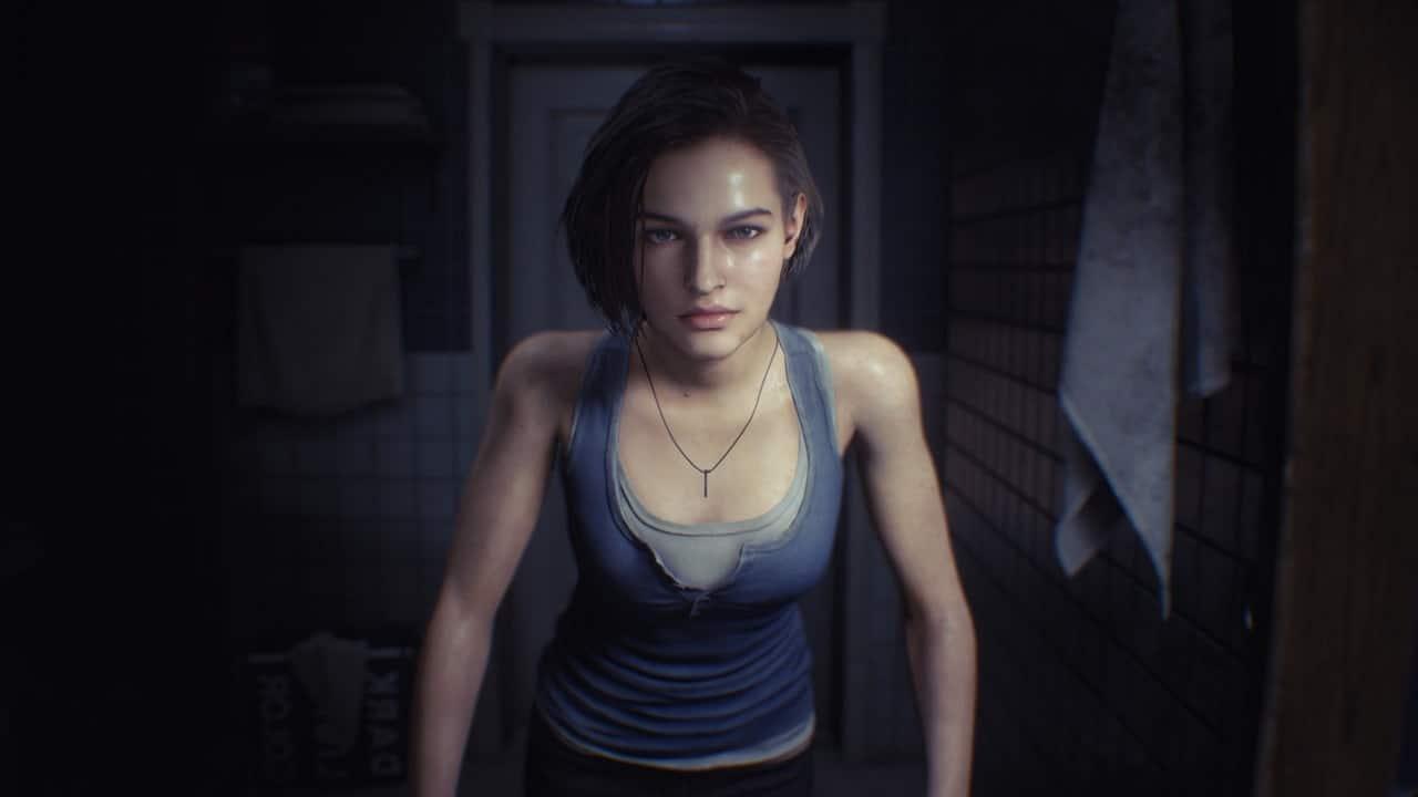 Compare os personagens de Resident Evil 3 Remake com o original 2