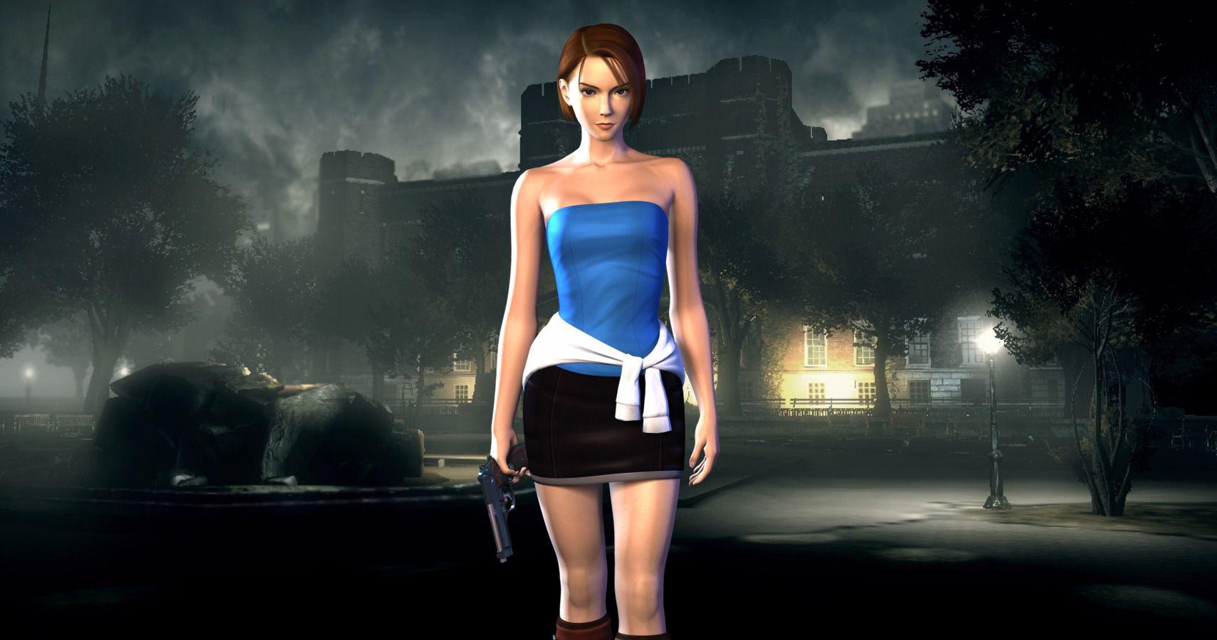 Compare os personagens de Resident Evil 3 Remake com o original 1
