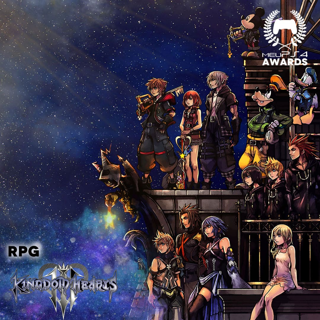 KINGDOM HEARTS - RPG