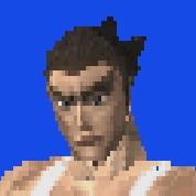 Kazuya PS1