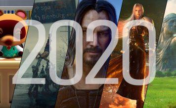 Lançamentos de 2020