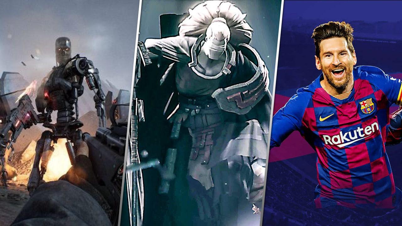 Os lançamentos da semana (9/12 a 13/12) para PS4