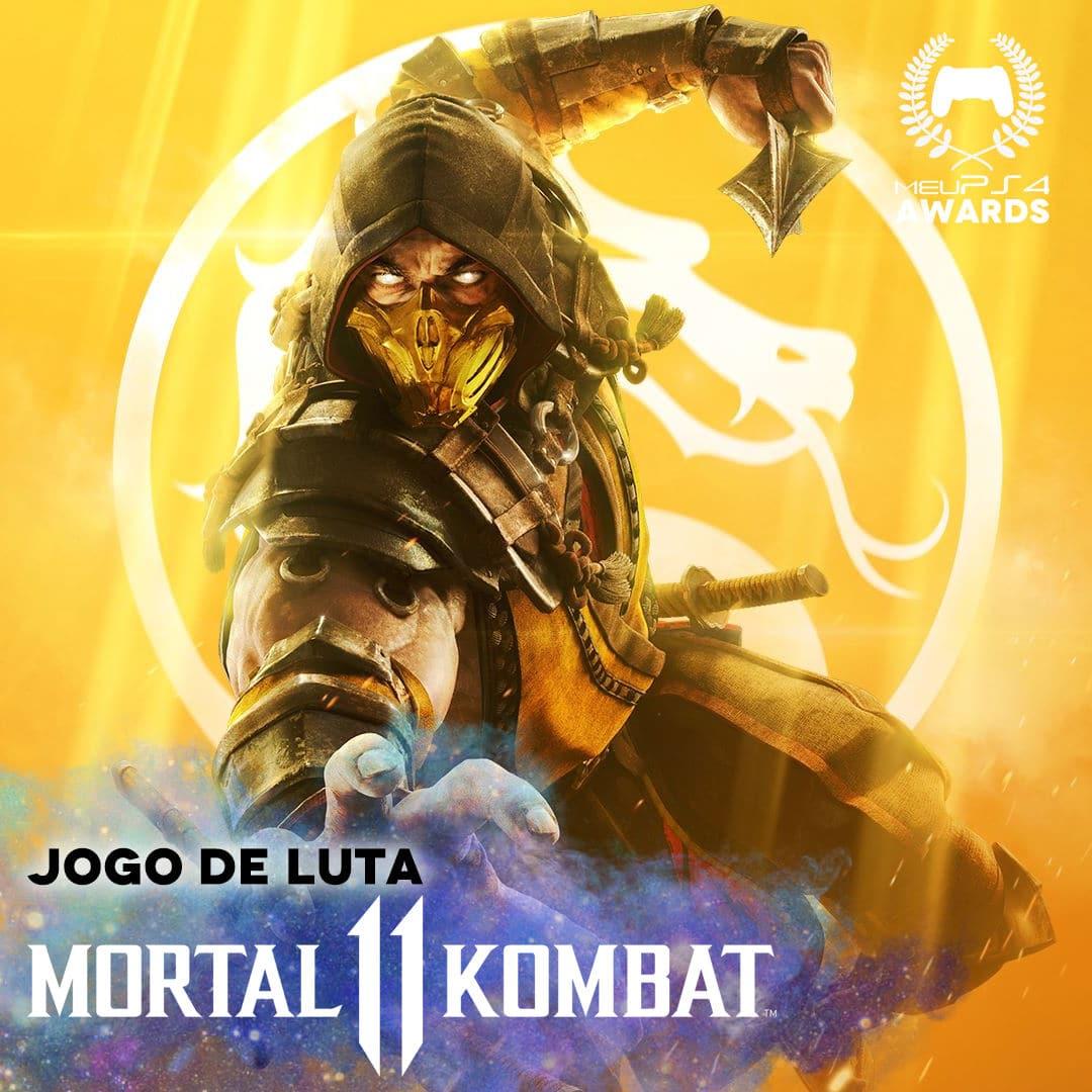 MORTAL KOMBAT 11 - JOGO de LUTA
