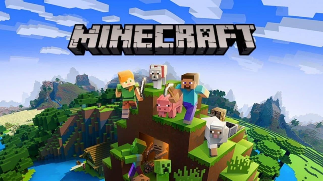 Minecraft é o jogo mais popular no YouTube em 2019