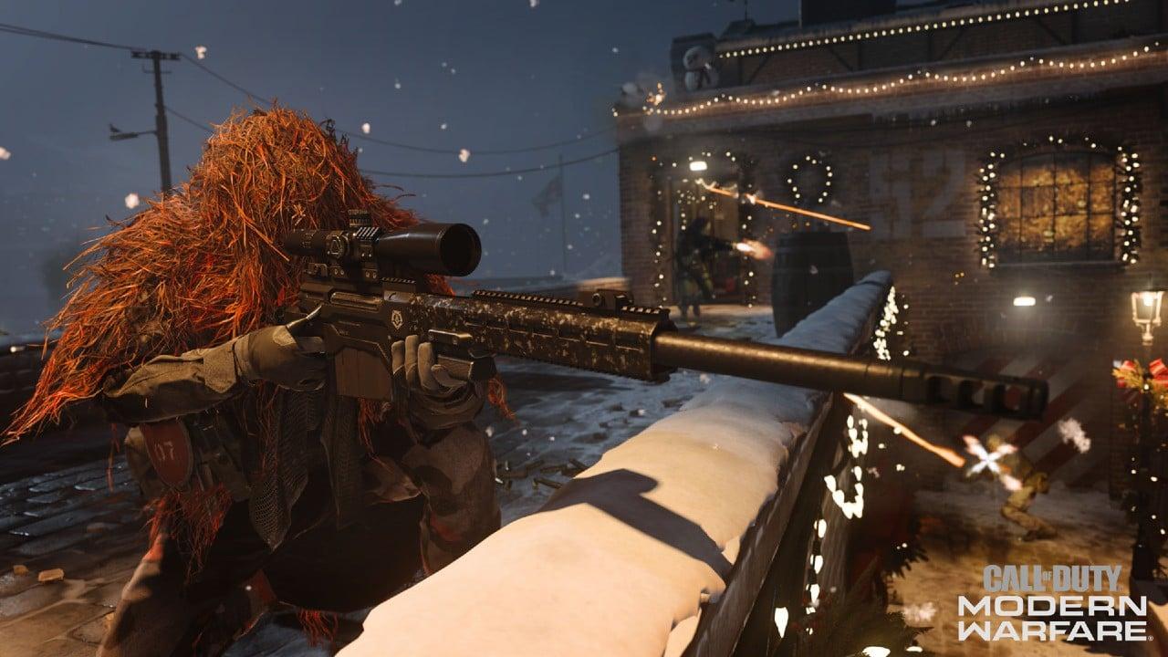 CoD Modern Warfare: modo 2 vs 2 terá guerra de bolas de neve